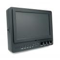MONITEUR TFT LCD 7'' 1024X600 PXL + ACCESSOIRES